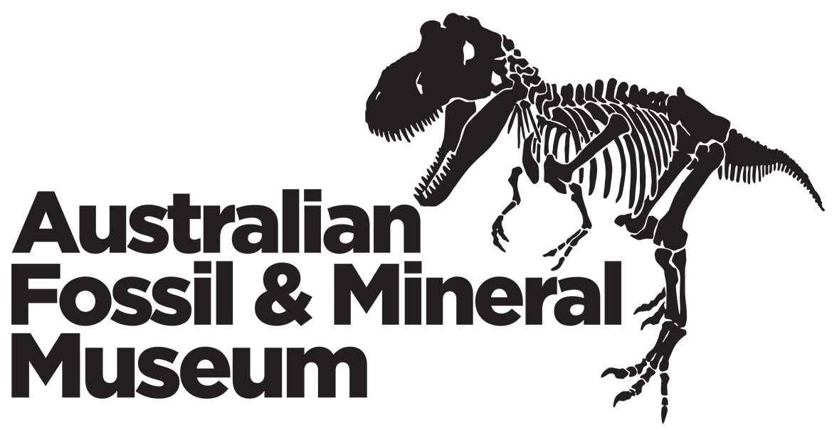 Australian Fossil and Mineral Museum logo 2020