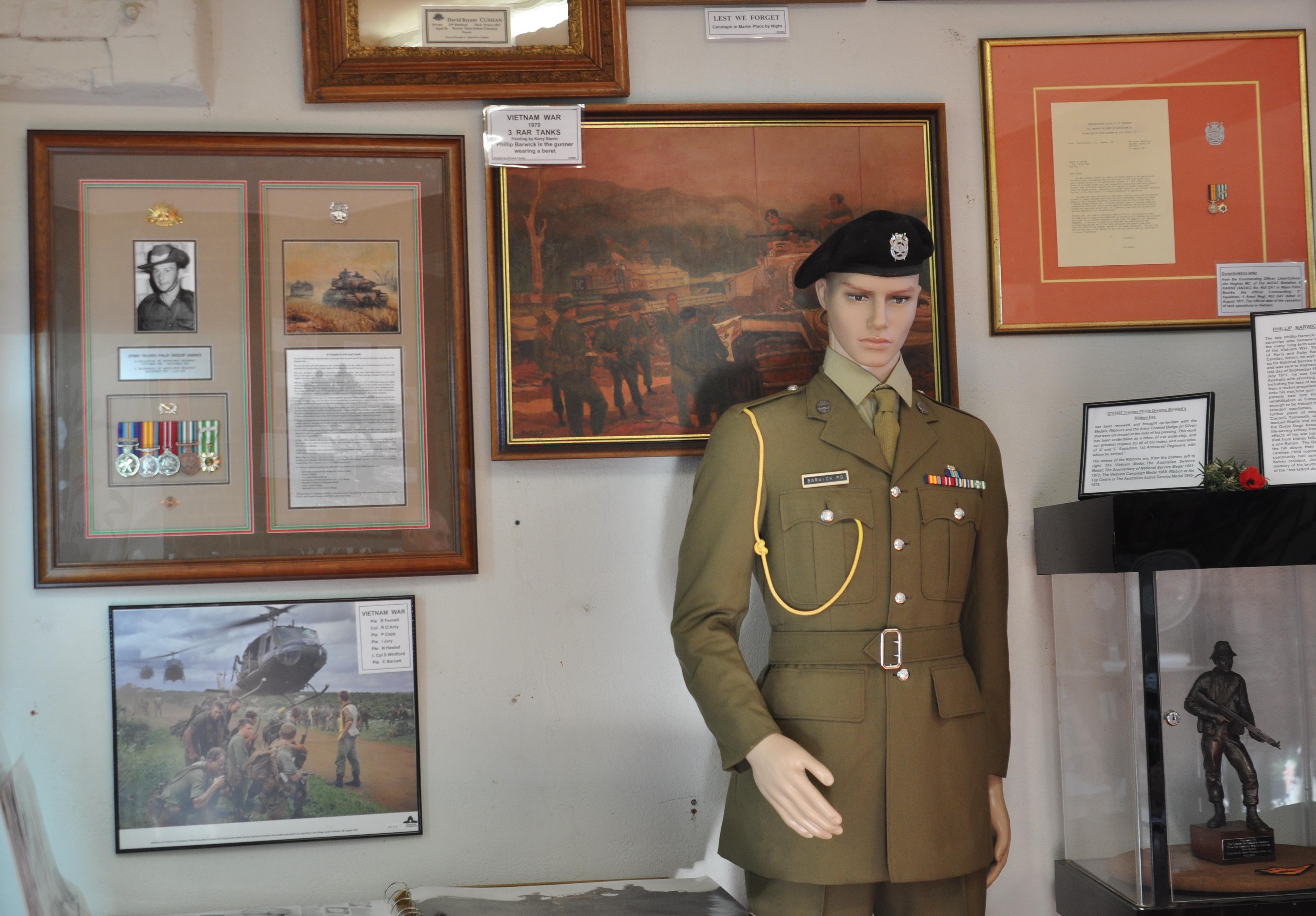 Gunnedah Water Tower Museum - MGNSW