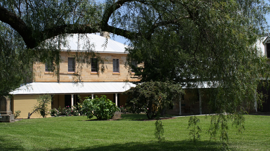 Glenalvon House Mgnsw