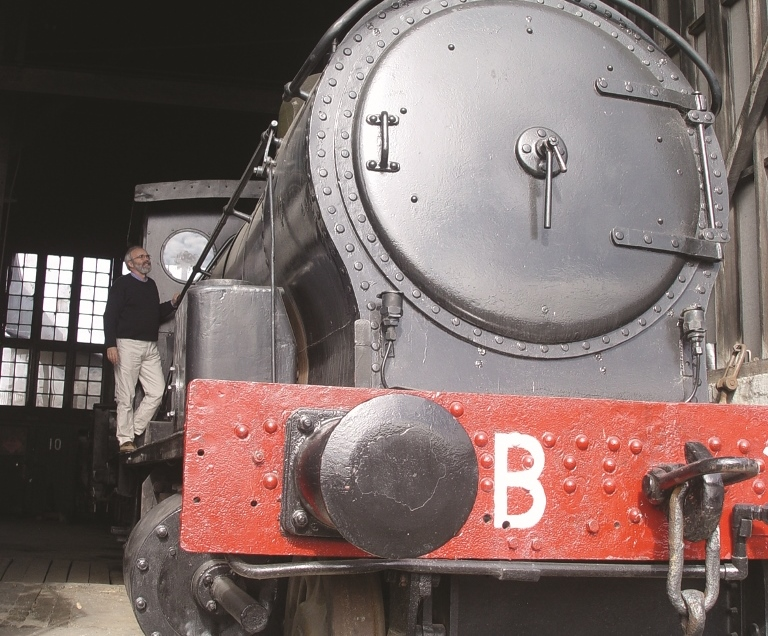 Goulburn Roundhouse - MGNSW