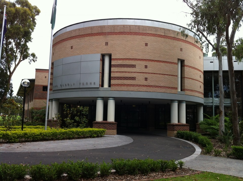 Macquarie University Art Gallery Mgnsw