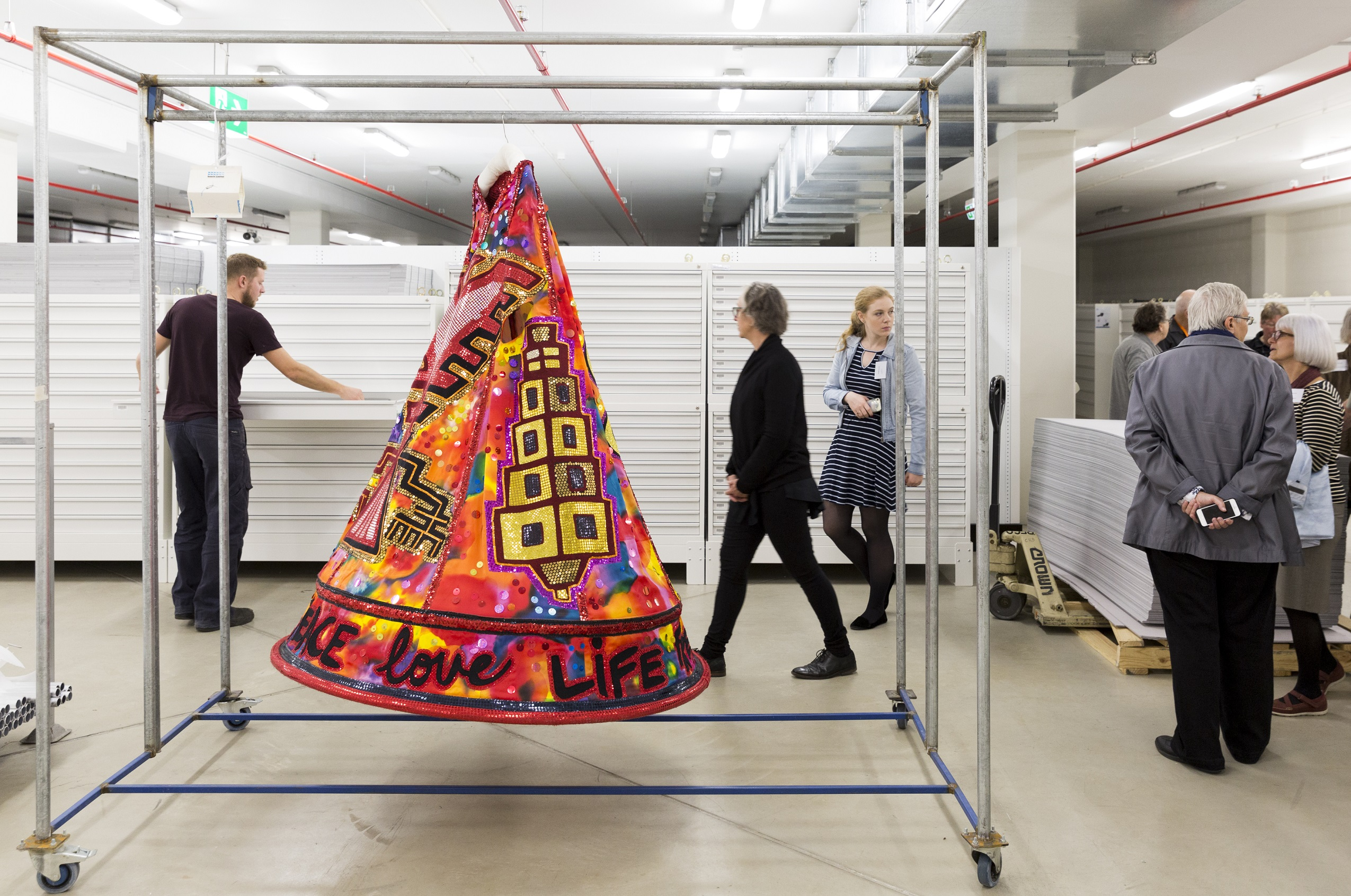 Museum object loans workshop