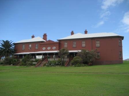 Museum Officer – La Perouse Museum