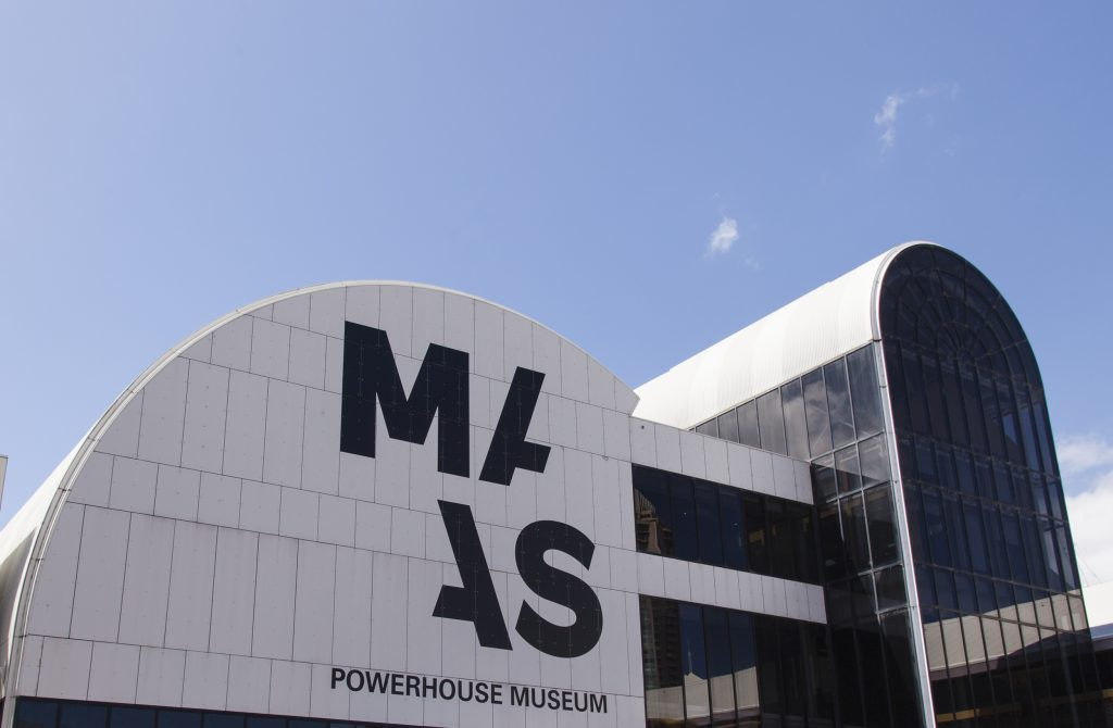 Museum Of Applied Arts And Sciences Mgnsw