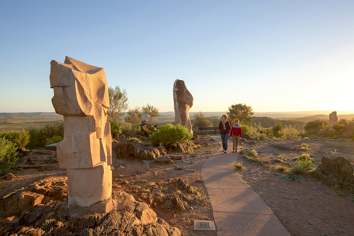 Request for Tender for Riddiford Arboretum Sculpture Project - MGNSW