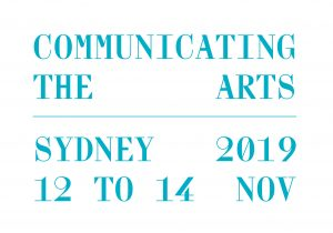 Communicating the Arts conference
