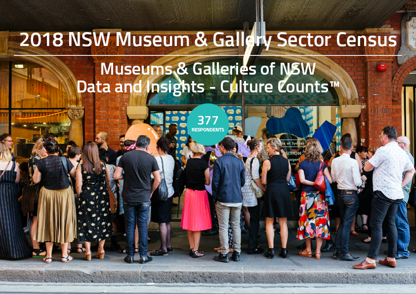 2018 NSW Museum & Gallery Sector Census