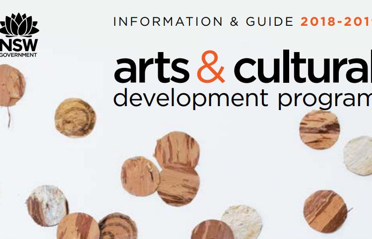 Arts and Cultural Development Program