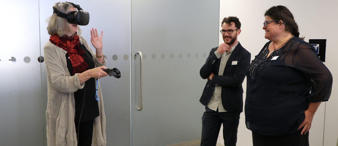Digital Engagement Workshop participants, 2 April 2019, at the Museum of Contemporary Art, Australia