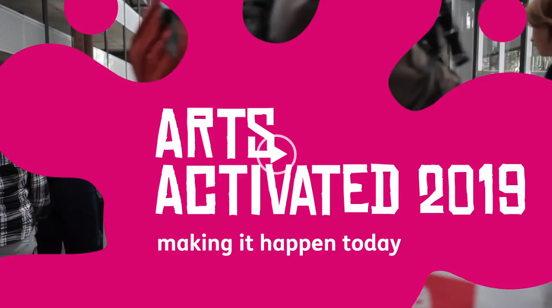 Arts Activated 2019 Conference