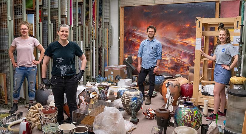 Bathurst Regional Art Gallery - RE-ORG Bathurst