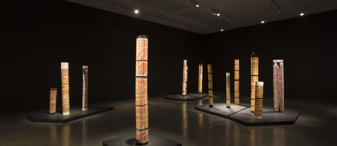 Museum of Contemporary Art Australia - John Mawurndjul: I am the old and the new