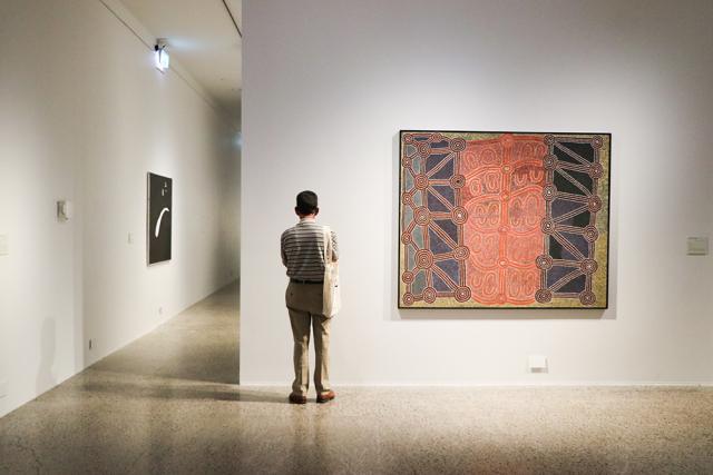 Void exhibition at Bathurst Regional Art Gallery
