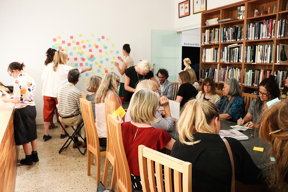 Void Education Symposium at Bathurst Regional Art Gallery