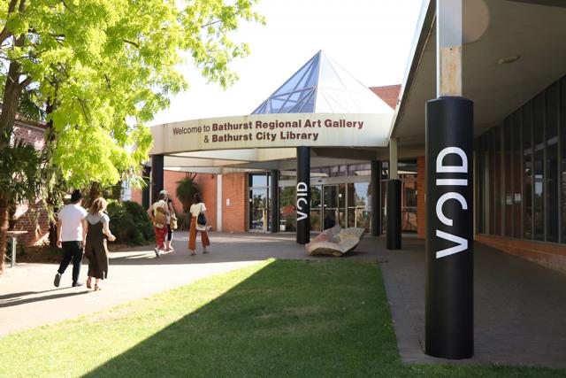 Bathurst Regional Art Gallery