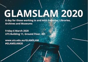 GLAMSLAM 2020