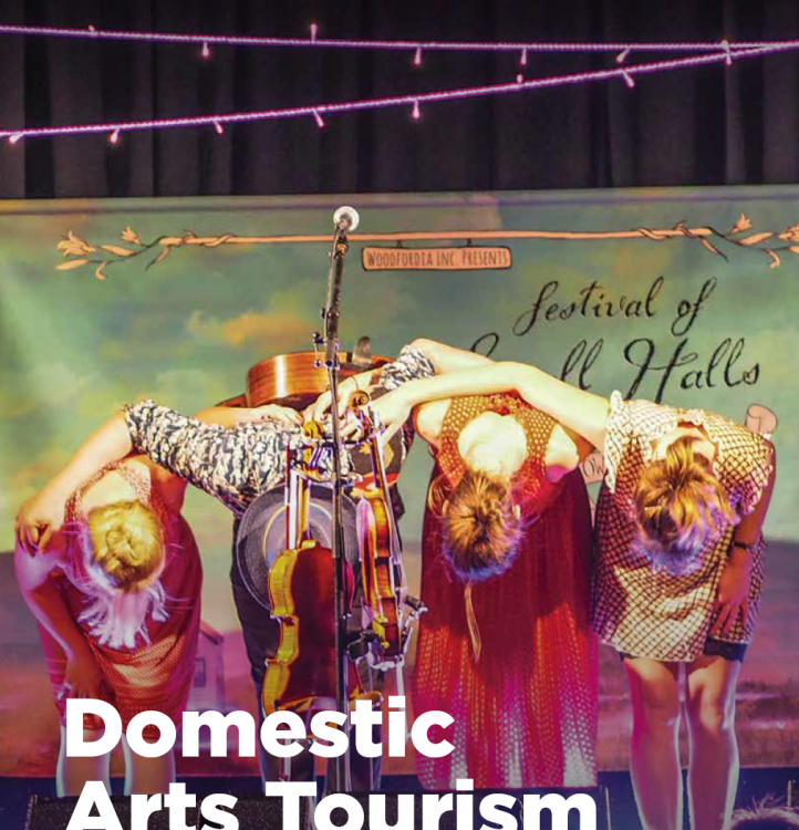 Domestic Arts Tourism - Connecting the Country