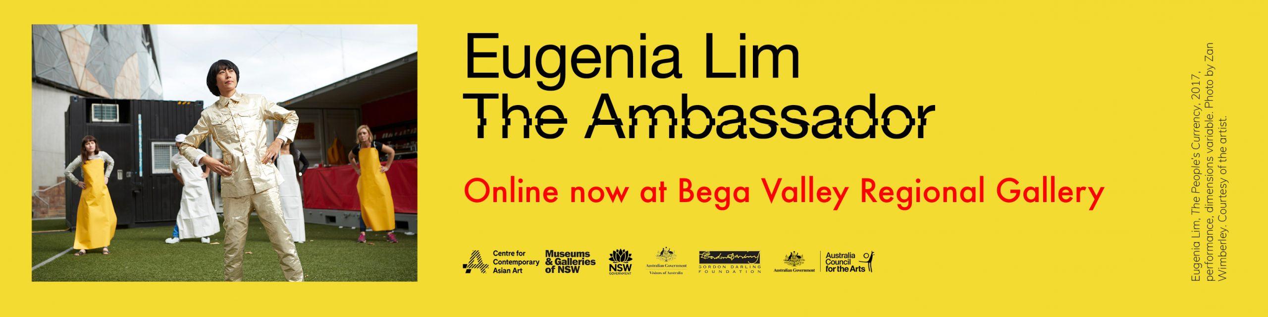 Eugenia Lim: The Ambassador