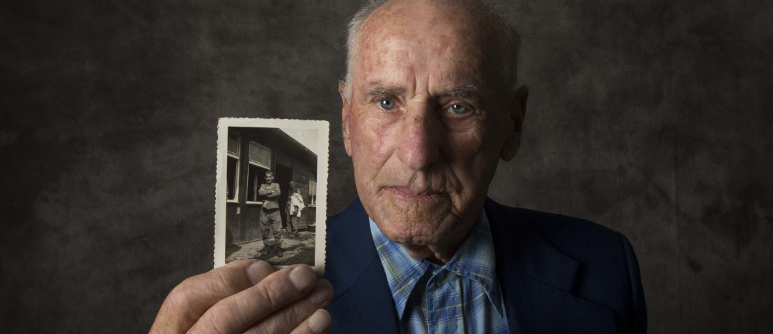 Sydney Jewish Museum : Jack Meister, Photograph by Katherine Griffiths