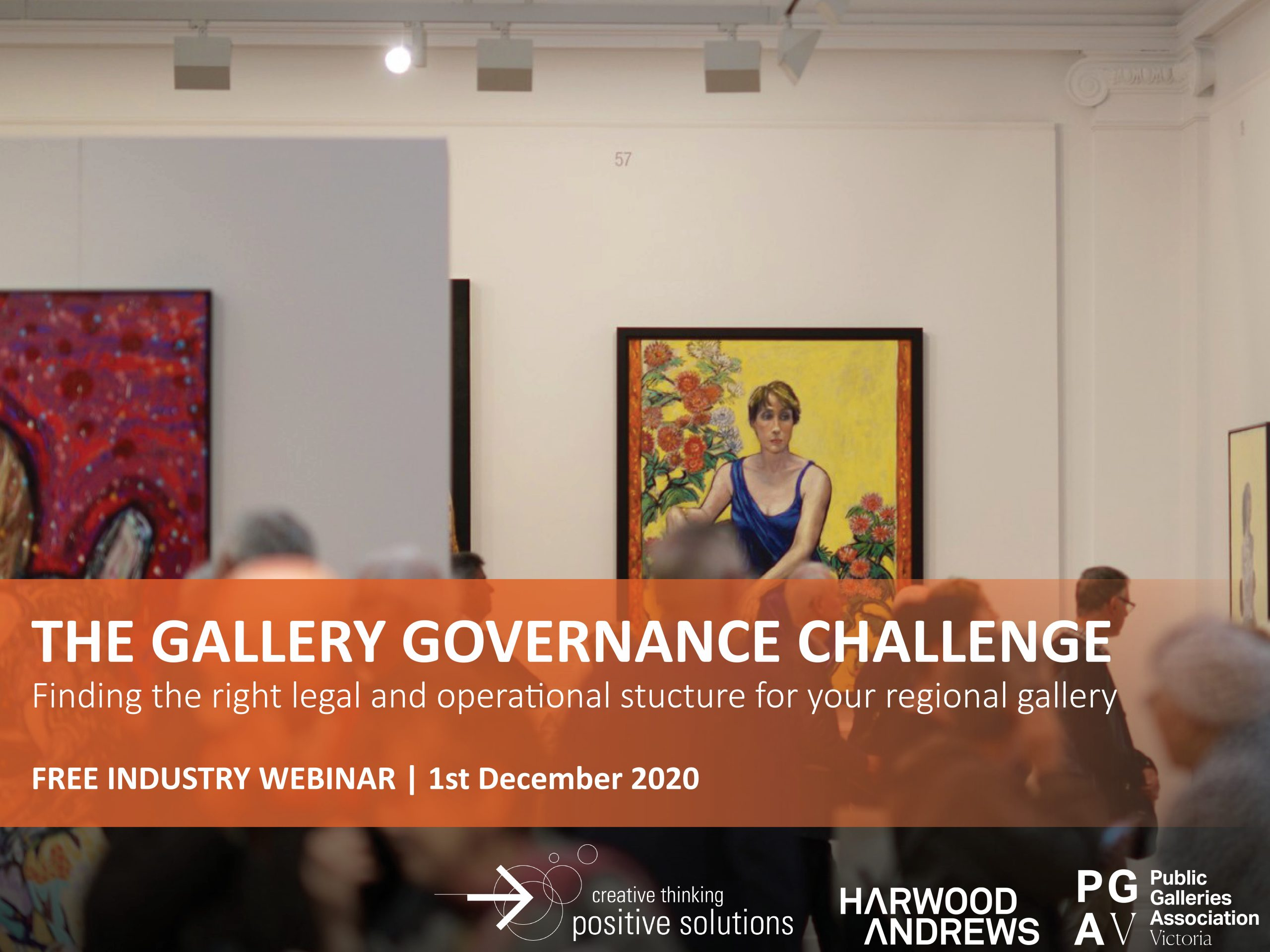 Gallery Governance Webinar