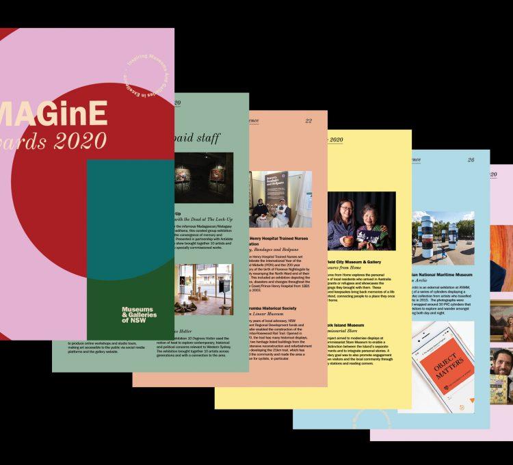 2020 IMAGinE awards catalogue