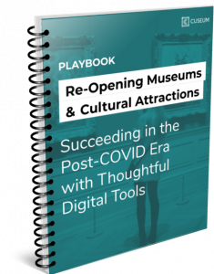 PLAYBOOK: REOPENING MUSEUMS & CULTURAL ATTRACTIONS
