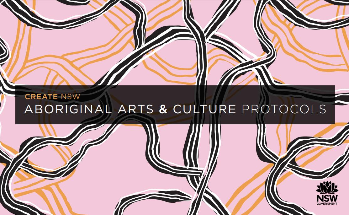 Aboriginal Arts and Culture Protocols - Create NSW