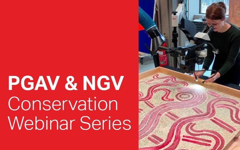 PGAV and NGV Conservation Webinar Series
