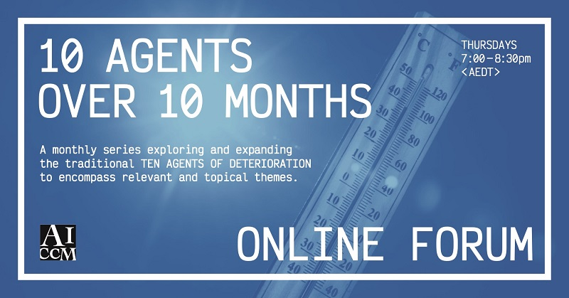 Agents of Change: 10 Agents over 10 Months