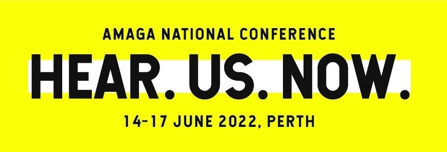 AMaGA 2022 National Conference